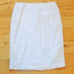 Love Hanna andersson white eyelet lace skirt 4 new